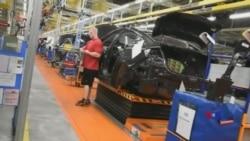 2018-11-27 美國之音視頻新聞: 美國通用汽車削減在北美的生產規模