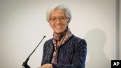 Christine Lagarde, direktur IMF (Foto: dok.)