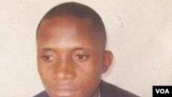 Alves Kamulingue, desaparecido a 27 de Maio de 2012