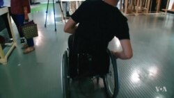 Simple Fix Makes Wheelchairs Much Easier to Maneuver