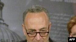 民主党参议员舒默