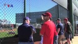 Pengaruh Ketajaman Pengelihatan Atlet untuk Kemenangan Tim Baseball AS