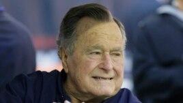 Shtrohet në spital ish-presidenti George H.W. Bush