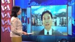 """VOA连线:香港泛民主派""""占领中环""""行动最新发展"""