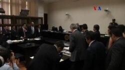 Presidente Pérez rechaza acusaciones de corrupción