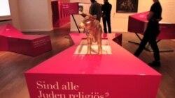 Tranh cãi về cuộc triển lãm của người Do Thái tại Đức