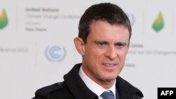 Manuel Valls, le Premier ministre français