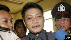 Ông Pollycarpus Priyanto là một trong các nghi can bị tù và phó giám đốc tình báo thời đó.