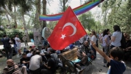 Turqi, problemet pas protestave