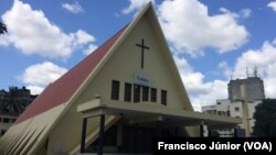 Igreja Metodista em Maputo (Foto de Arquivo)