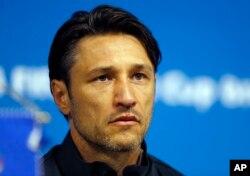Huấn luyện viên của đội tuyển Croatia Niko Kovac.