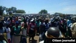 Umbuthano wokunanza impi ka1894 eye Gadade duzane lako Bulawayo, eZimbabwe