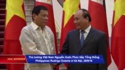 Philippines trấn an Việt Nam về phán quyết Biển Đông