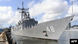 Chiến hạm Mỹ USS Vandegrift sẽ tham gia trong cuộc tập trận chung giữa Hoa Kỳ và Campuchia