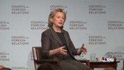 克林顿:个人关系化解美中危机