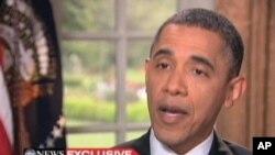 Apoio o casamento entre homsexuais - Barack Obama