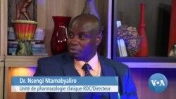 La dernière trouvaille des pharmacologistes congolais présentée aux USA
