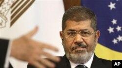 Devrilmiş prezident - Məhəmməd Mursi