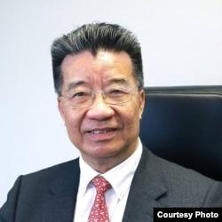 前中国全国政协委员刘梦熊先生(刘梦熊脸书照片)