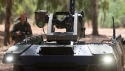 Quiz - New Armed Robot for Israel's Military Raises Concerns