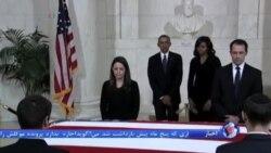 خاکسپاری پیکر آنتونین اسکالا، قاضی دیوان عالی آمریکا، در واشنگتن