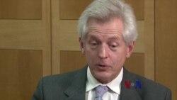 专访英国议会中国事务委员会主席