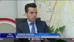 Shqipëri, Gara për kreun e PD; Intervistë me kandidatin Agron Shehaj