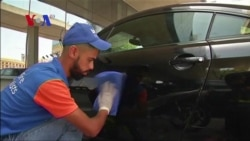 Car Wash App Brings Cleaner to You