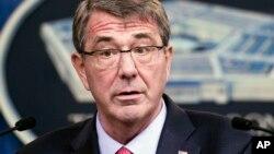 美国国防部长卡特