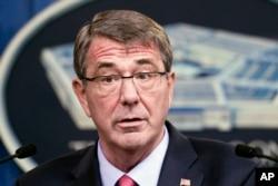 ABD Savunma Bakanı Ash Carter
