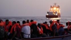 47 migrants portés disparus en mer