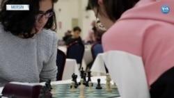 Dünyaca Ünlü Satranç Ustaları Mersin'de Yarıştı