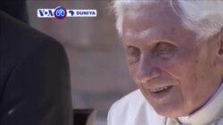 VOA60 DUNIYA: Tsohon Paparoma Ya Yi Bikin Cika Shekaru 90 Da Haifuwa