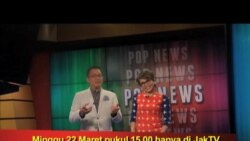 VOA Pop News 22 Maret 2015