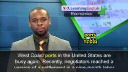 US West Coast Ports Working Again