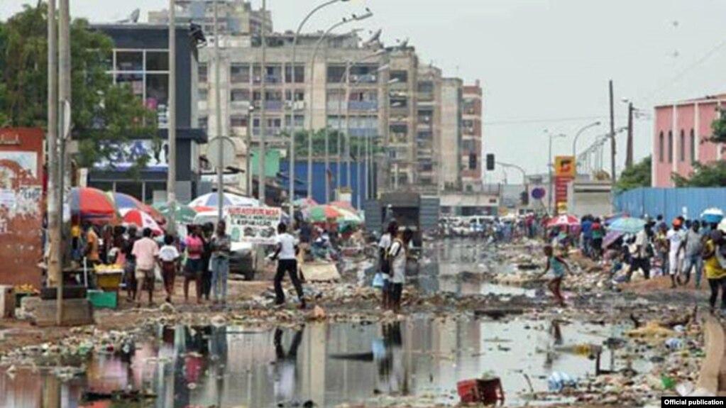 Resultado de imagem para pobreza  em Angola