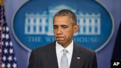 Presiden Obama (Foto: AP Photo/Evan Vucci)