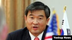한국의 새 6자회담 수석대표인 조태용 신임 외교부 한반도평화교섭본부장. (자료사진)