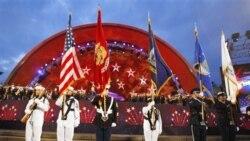 آمریکایی ها روز استقلال را جشن گرفتند