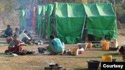 ရခိုင္စစ္ေဘးဒုကၡသည္မ်ား (ဓါတ္ပံု- Rakhine Ethnics Congress)