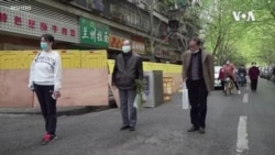 武漢解封市民恢復正常生活同時悼念死難同胞