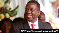 Mutungamiri wenyika, VaEmmerson Mnangagwa
