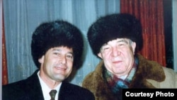 Кеннет Пушкин и адмирал Пушкин