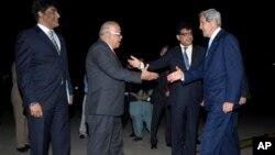 Джон Керри. Исламобад, Пакистан, 31 июля 2013г.