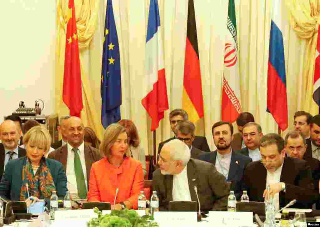نشست وزیران خارجه ۱+۴ و ایران درباره برجام در وین برگزار شد. این نشست بدون حضور آمریکا برگزار شده که دو ماه پیش از برجام خارج شد.