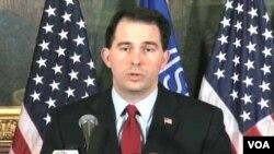 Gubernur Wisconsin Scott Walker