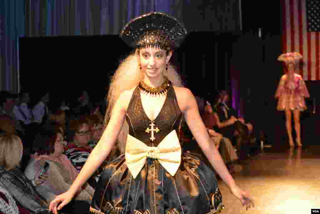 Russian fashion parade in Maryland #10
