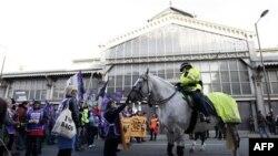 У Лондоні страйкують працівники метро