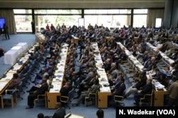 AMCHAM economic summit drew more than 500 delegates to the United Nations campus in Nairobi, Kenya.