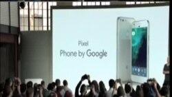 谷歌發布新款智能手機
